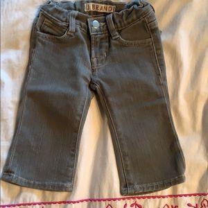 JBrand Girl's Jeans